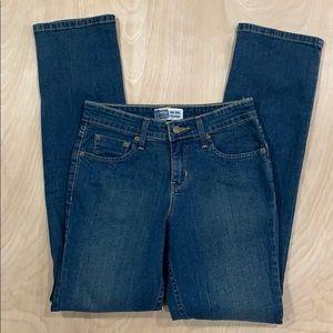 Levi's Mid Rise Straight Leg Women's Jeans Size 4M
